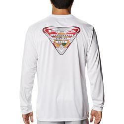 Mens Terminal Tackle  Florida Flag T-Shirt