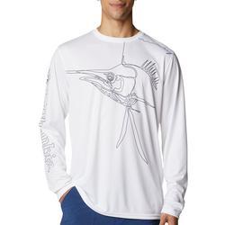 Columbia Mens Terminal Tackle Running Line Sailfish T-Shirt