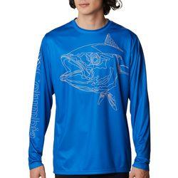 Columbia Mens Terminal Tackle Running Line T-Shirt
