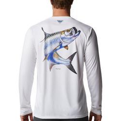 Mens Terminal Tackle Carey Cheg Tarpon T-Shirt
