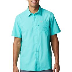 PFG Columbia Mens Slack Tide Camp Short Sleeve