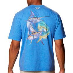 Columbia Mens Carey Chen Offshore Slam T-Shirt