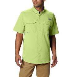 Columbia Mens PFG Blood & Guts III Short Sleeve Shirt