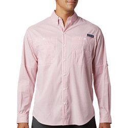 Columbia Mens PFG Super Tamiami Long Sleeve Shirt
