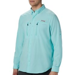 Columbia Mens PFG Terminal Tackle Long Sleeve Shirt