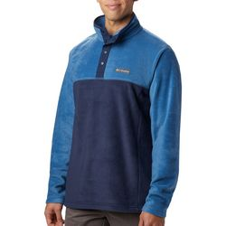 Columbia Mens Steens Mountain Half Snap Fleece Pullover