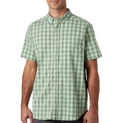 Mens Rapid Rivers II Plaid Shirt