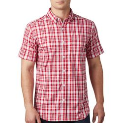 Columbia Mens Rapid Rivers II Plaid Shirt