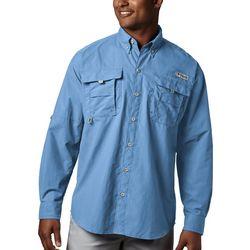 Mens PFG Bahama Long Sleeve Shirt