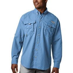Mens PFG Bahama Long Sleeve Shirt