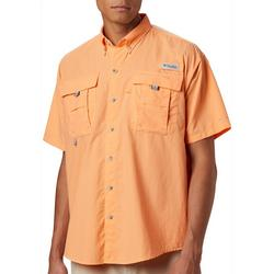 Mens PFG Bahama II Short Sleeve Shirt