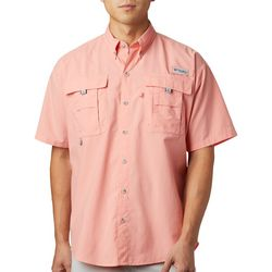 Columbia Mens PFG Bahama II Short Sleeve Shirt