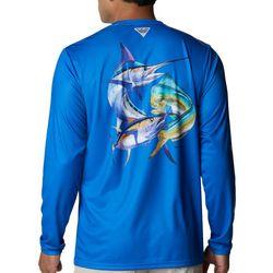 Columbia Mens Fish Slam Long Sleeve T-Shirt