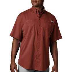 Columbia Mens Jess Short Sleeve PFG Tamiami Shirt