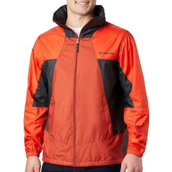 Columbia Mens Point Park Windbreaker