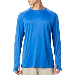 Columbia Mens PFG Buoy Knit T-Shirt