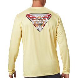 Mens Terminal Tackle PFG Florida Flag T-Shirt