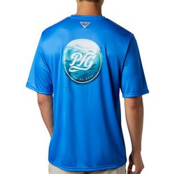 Columbia Mens PFG Terminal Tackle Photo Reel T-Shirt