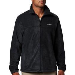 Columbia Mens Steens Mountain Solid Fleece Jacket