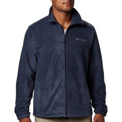 Mens Steens Mountain Solid Fleece Jacket
