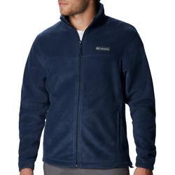 Mens Steens Mountain Solid Fleece Jacket