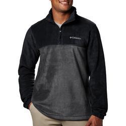 Mens Steens Mountain 1/2 Zip Fleece Jacket