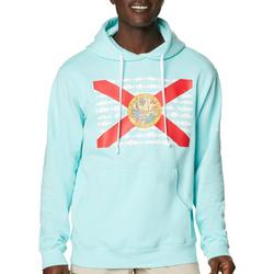 Columbia Men's Fish Flag Hooded Sweatshirt