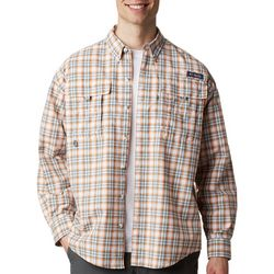 Columbia Mens PFG Super Bahama Long Sleeve Shirt