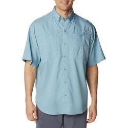 Columbia Mens PFG Tamiami Short Sleeve Shirt