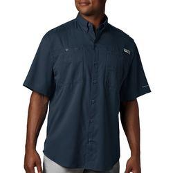 Columbia Mens Short Sleeve PFG Tamiami Shirt