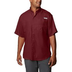 Columbia Mens Short Sleeve PFG Tamiami Shirt