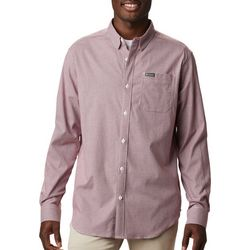 Columbia Mens Vapor Ridge III Long Sleeve Shirt