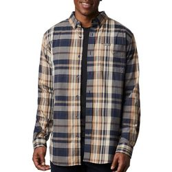 Columbia Mens Rapid Rivers II  Button Down Long Sleeve Shirt