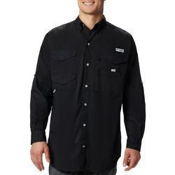Mens PFG Bonehead Long Sleeve Shirt