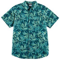 Columbia Mens Under Exposure II Palm Shirt