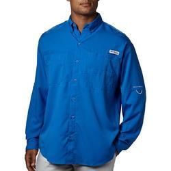 Mens Big Tamiami II Long Sleeve Shirt