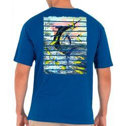 Guy Harvey Mens Dorado Catch Short Sleeve T-Shirt