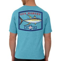 Guy Harvey Mens Tuna Original Short Sleeve T-Shirt
