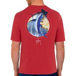 Guy Harvey Mens Mako Power T-Shirt