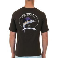 Mens Core Sailfish Short Sleeve T-Shirt