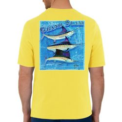 Guy Harvey Mens Billfish Grand Slam Short Sleeve