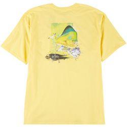 Mens Mahi Time Short Sleeve T-Shirt