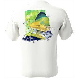 Guy Harvey Mens Mahi Time Short Sleeve T-Shirt