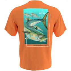 Guy Harvey Mens Call Me The King Fish Short Sleeve T-Shirt