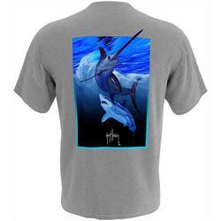 Mens Deep Sea Rival Short Sleeve T-Shirt