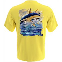 Guy Harvey Mens Tuna-Up Short Sleeve T-Shirt