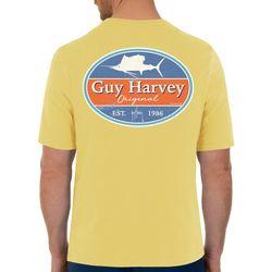Guy Harvey Mens Original Sailfish Short Sleeve T-Shirt