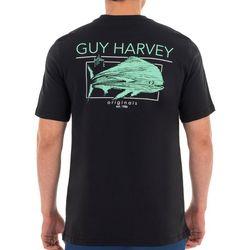 Guy Harvey Mens Fast Mover Short Sleeve T-Shirt