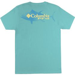 Columbia Mens PFG Dot Short Sleeve T-Shirt