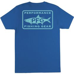 Columbia Mens PFG Performance Fishing Gear Logo T-Shirt